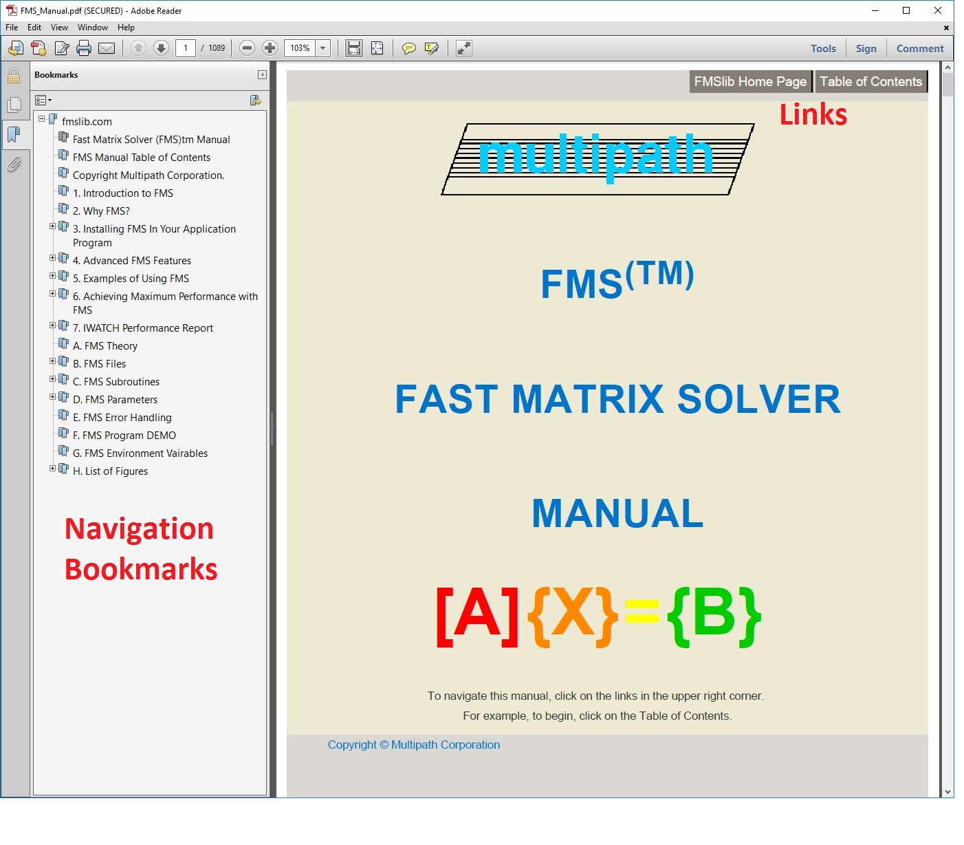 viewing the fms manual rh fmslib com